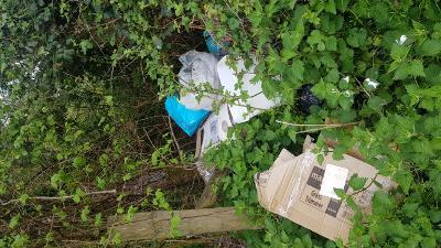 Facebook 'tip run' fly-tipper convicted
