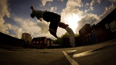 Parkour fans jump for joy as exciting new sports facility opens in Salisbury