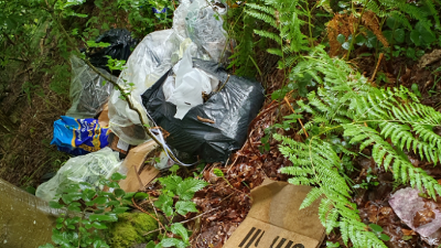 Fixed penalty for Wiltshire resident for failing in their waste duty of care