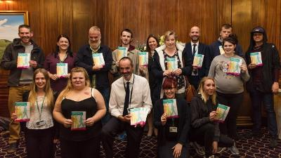 Promise to Wiltshire's care leavers launched during national week