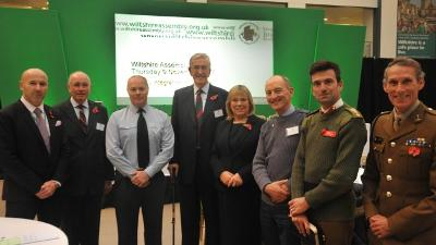 Wiltshire Assembly encourages closer military civilian integration