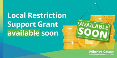 COVID-19 restriction support grant - available soon
