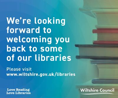 Libraries reopening: We're looking forward to welcoming you back
