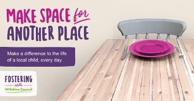 Make space for another place