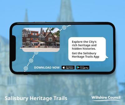 Salisbury Trails App