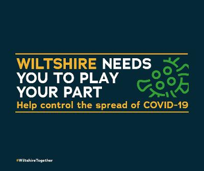 Wiltshire covid play your part web graphic