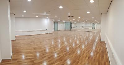 Cricklade Leisure Centre hall