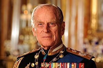 Photograph of HRH Prince Philip, Duke of Edinburgh